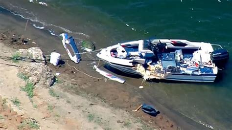 fisherman boat crash 2 dead in east county boat accident nbc 7 san diego