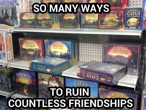 Settlers Of Catan Meme - funny e cards about friday