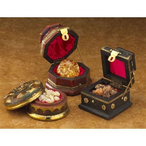 gold frankincense and myrrh small 3 box set