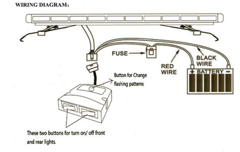 wiring diagram for led light bar to high beam new wiring