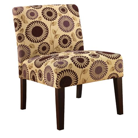 Floral Accent Chair Smith Accent Chair Floral A Splash Of Floral Flair From Kmart