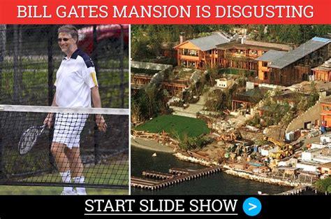 Bill Gates Haus Innen by World Richest Bill Gates House Www Pixshark