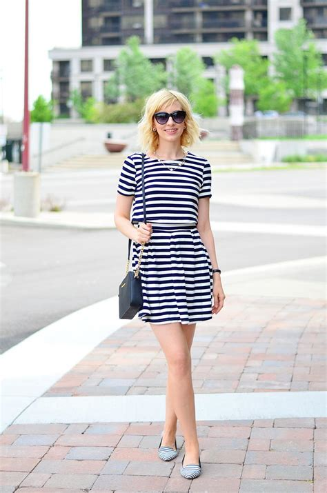 Stripe Style Top N1353 stripes on stripes stripes and vibes