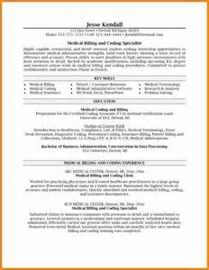 Claims And Billing Specialist Cover Letter by Claims And Billing Specialist Resume