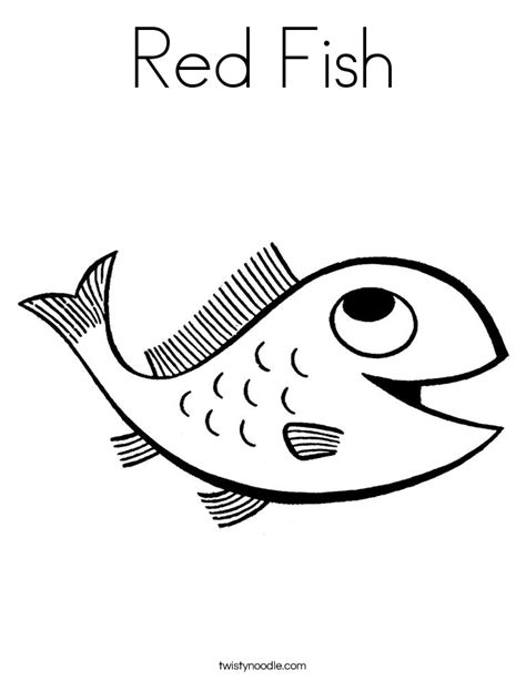 swedish fish coloring page red fish coloring page twisty noodle