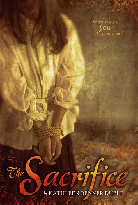 Sacrifice Of A Witch the sacrifice book by benner duble official