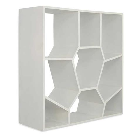 these funky bookshelf designs will prod you into