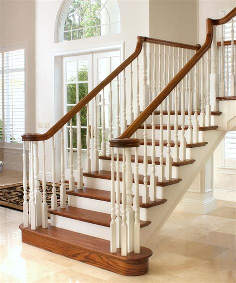 Handrail Balusters Photo Gallery