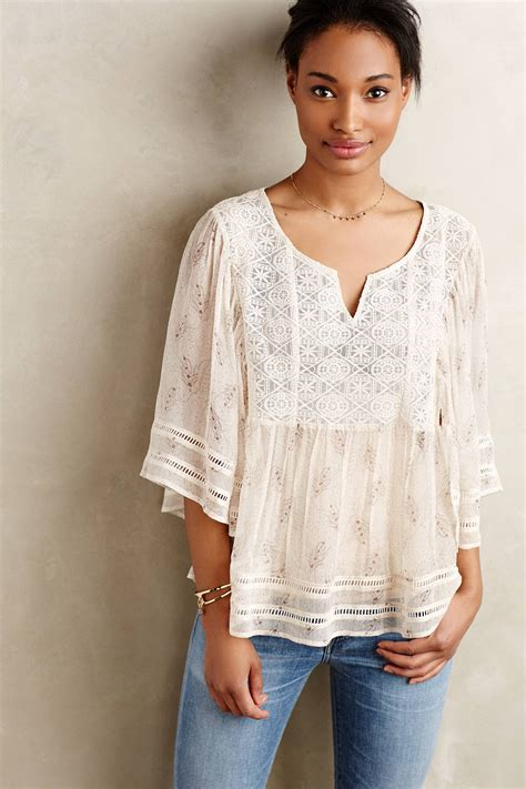 Peasant Blouse peasant blouse how to collar blouses