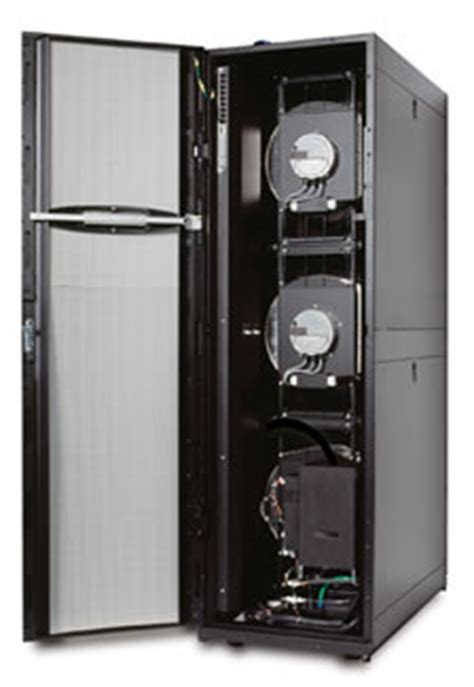 Apc In Rack Cooling by Apc Rp Inrow High Density Cooling