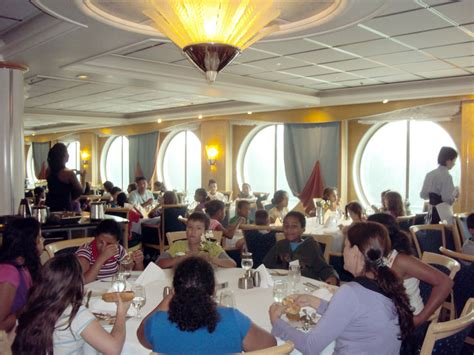 Italian Dining Room Tables vision of the seas cruise ship information royal
