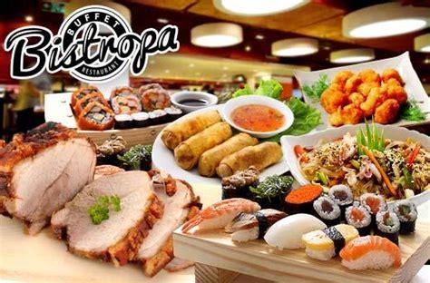 bistropa buffet restaurant promo  paranaque