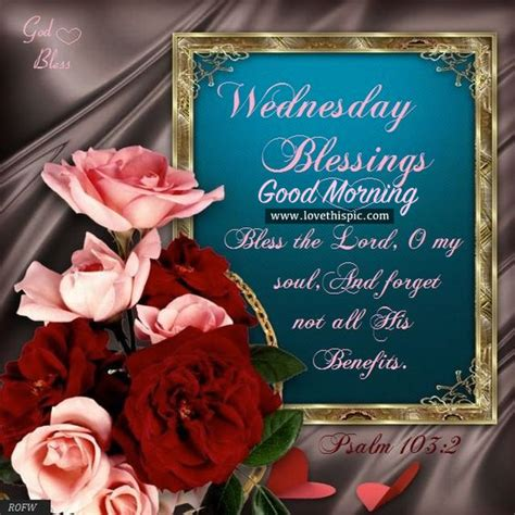 wednesday blessings good morning pictures   images  facebook tumblr pinterest