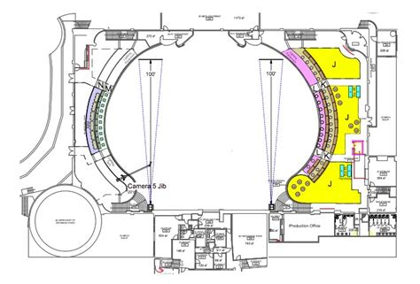 fox theater floor plan the hollywood palladium dls events