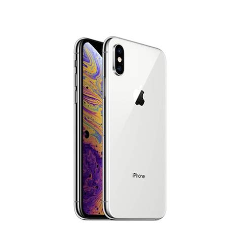 bendary stores apple iphone xs max 256 gb silver