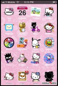 themes hello kitty ios 7 how to get customized ios themes on your iphone or ipad