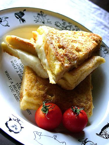 mozzarella en carrozza the scent of green bananas mozzarella en carrozza