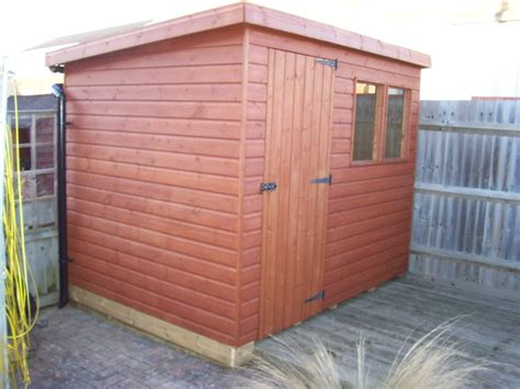 Building Regulations Sheds by Garden Shed Centre Economy Pent Shed Range