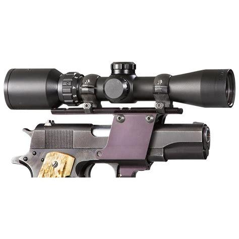 Ncstar 2 7x32 Mm Pistol Scope by Bsa 174 2 7x32 Mm Pistol Scope Matte Black 194745 Rifle