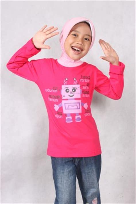 Kaos Muslim Anak Laki Laki Anak Sholeh Biru Diskon 15 model baju kaos muslim anak perempuan terbaru 2017 keren