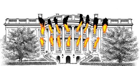 burning of the white house burning of the white house by madgerman123 on deviantart