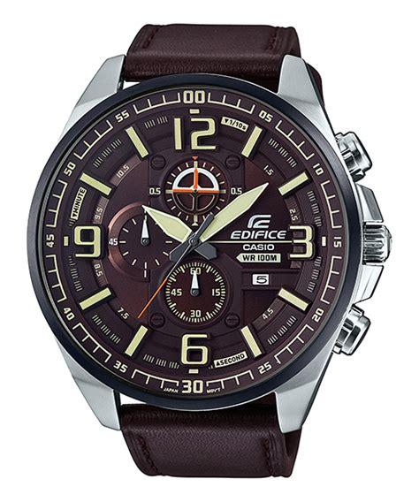 Casio Edifice Efr 535d 5av efr 555bl 5av standard chronograph edifice