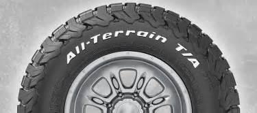 Michelin Vs Bf Goodrich Truck Tires All Terrain T A Ko2 Bfgoodrich Tires