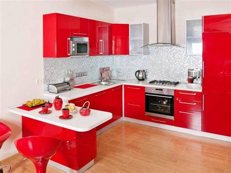 red cabinet kitchen remodell your home decoration with luxury ellegant red