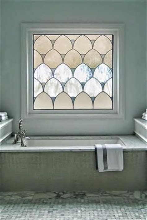 stained glass patterns for bathroom windows window stained glass and bathroom on pinterest