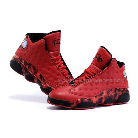 jordans sneakers 2016 air 13 xiii retro allen heat mens sneakers