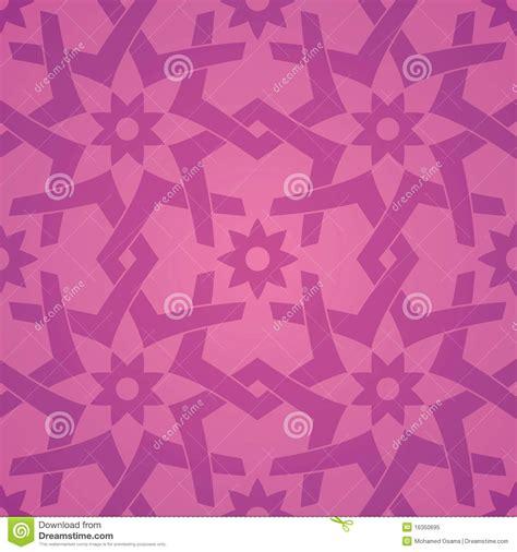 geometric pattern of love geometric love flower seamless pattern stock illustration