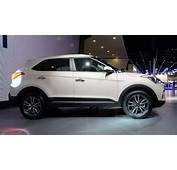 2017 Hyundai Creta Facelift Images Side  CarBlogIndia