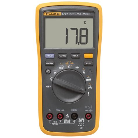 fluke 17b digital multimeter at azeez trading company