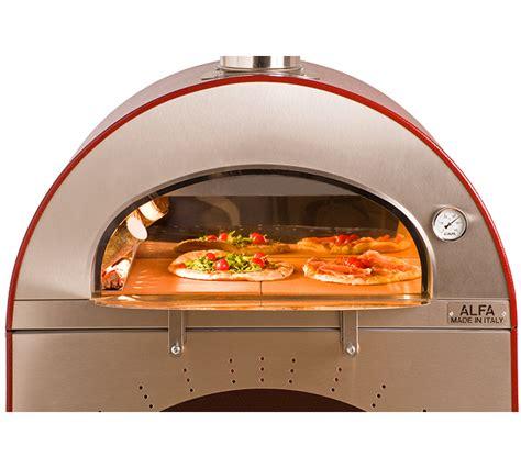 forno pizza da giardino alfa pizza forno a legna da esterno pizza e brace