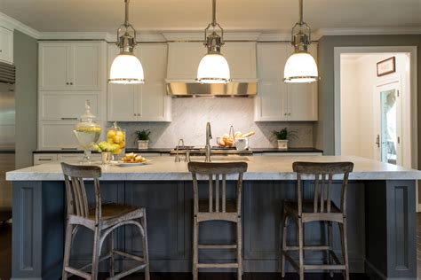 lighting over island pendant lights over island