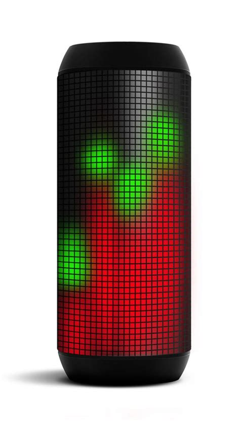 led speakers helium  bluetooth speaker