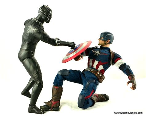 Toys Black toys black panther figure review captain america