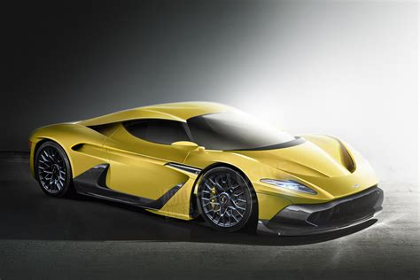 Aston Martin Supercar To Challenge In 2020