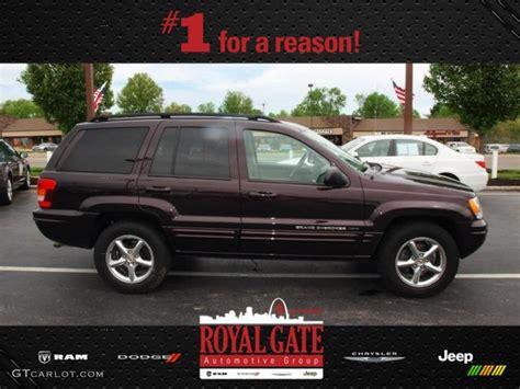 2004 lava metallic jeep grand limited 4x4 80722934 gtcarlot car color