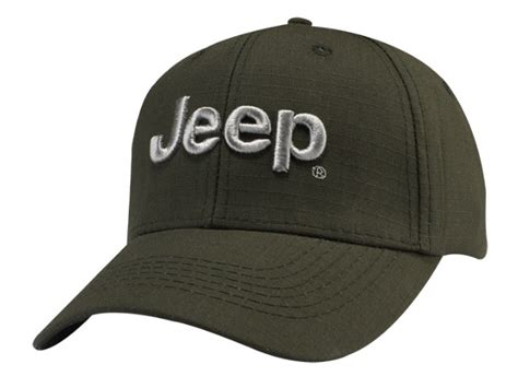 jeep green logo jeep 3d logo green cap 126ul
