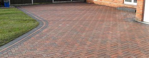 block paving driveways tar and chip decorative stone paving patios roofing fencing