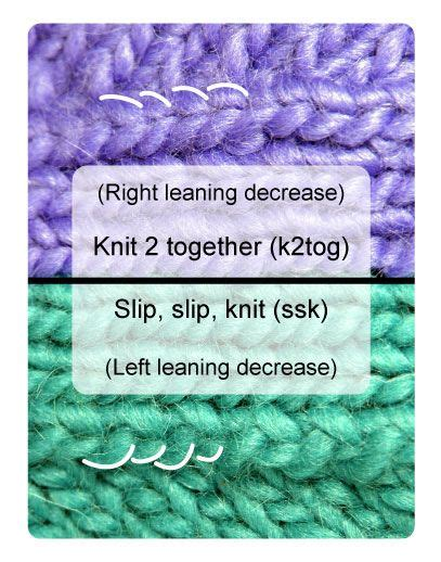 left leaning decrease knitting 17 best images about knit decreasing on