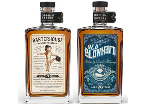 barter house bourbon review orphan barrel barterhouse 20 year old old blowhard 26 year old bourbon
