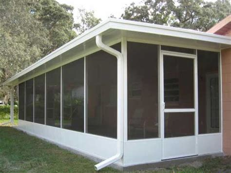 mobile home patio enclosures dacraft dayton ohio residential products patio