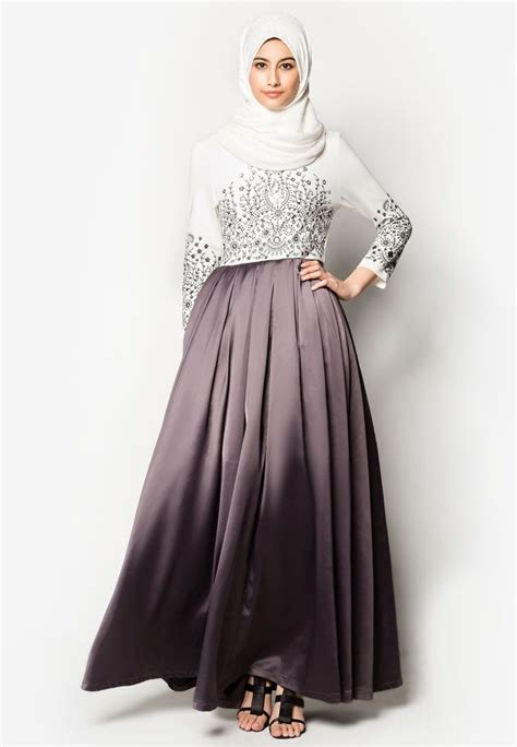 muslim dresses with embroidery buy zalia embroidered maxi dress online zalora malaysia