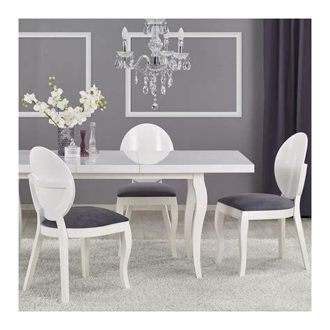 Table Basse Grise 1811 by Chaise M 233 Daillon Moderne Blanche Et Gris Vilta So Inside
