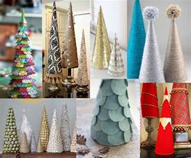 Diy Christmas Crafts Pinterest - the how to gal december pinterest party diy mini christmas trees