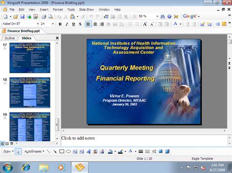 powerpoint tutorial windows 7 alternative to microsoft powerpoint 2007 kingsoft