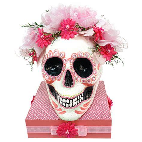imagenes de calaveras de unicel decoradas proyectos calavera rosa fantasias miguel