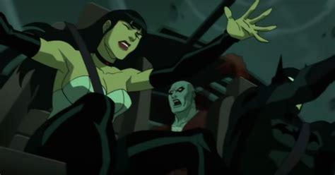 new justice league dark clip features batman and watch new justice league dark clip cosmic book news